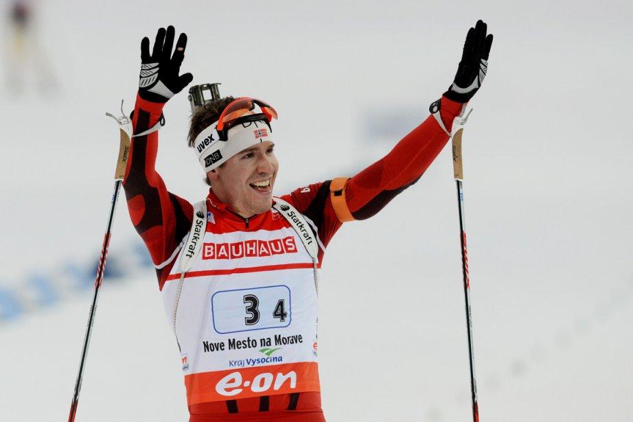 Emil Helge Svendsen... (Photo : Michal Cizek, AFP)