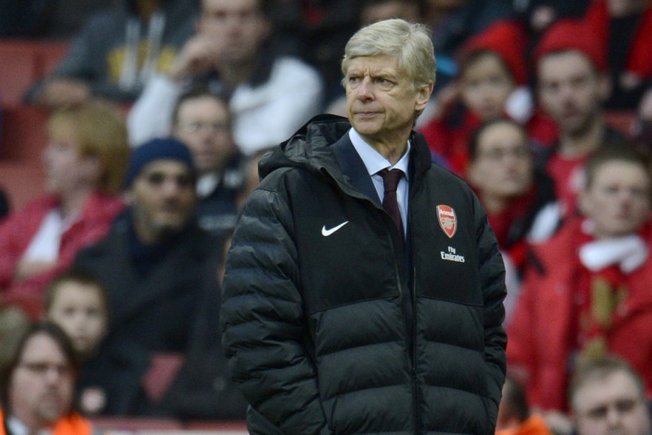 Les joueurs d'Arsène Wenger n'ont pas été capables... (Photo : Philip Brown, Reuters)