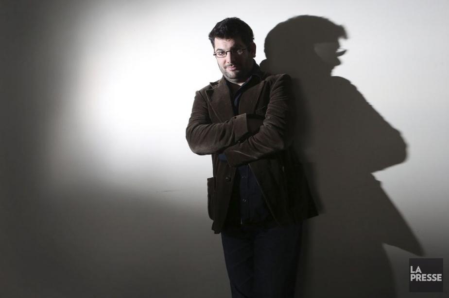 Le dramaturge et metteur en scène Olivier Kemeid... (Photo: Martin Chamberland, archives La Presse)