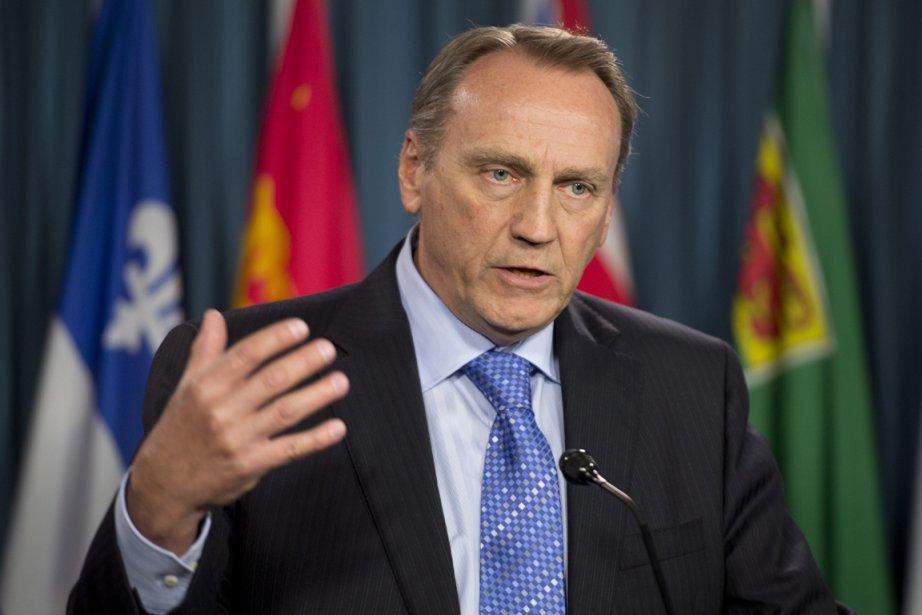Récemment, l'ex-ministre des Affaires autochtones, John Duncan, a... (SEAN KILPATRICK, PC)