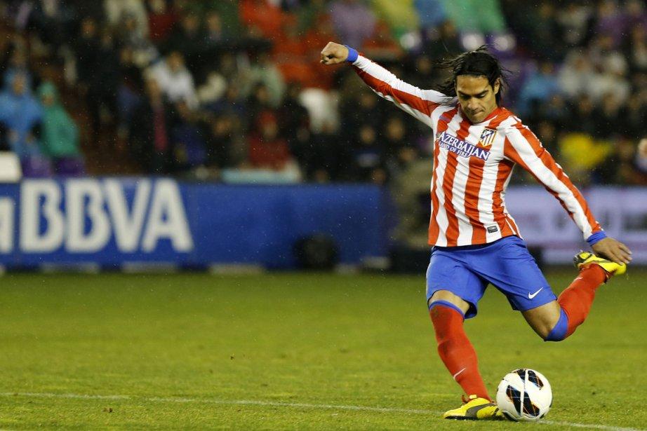 Si la clause de départ du joueur colombien... (Photo : Cesar Manson, archives AFP)