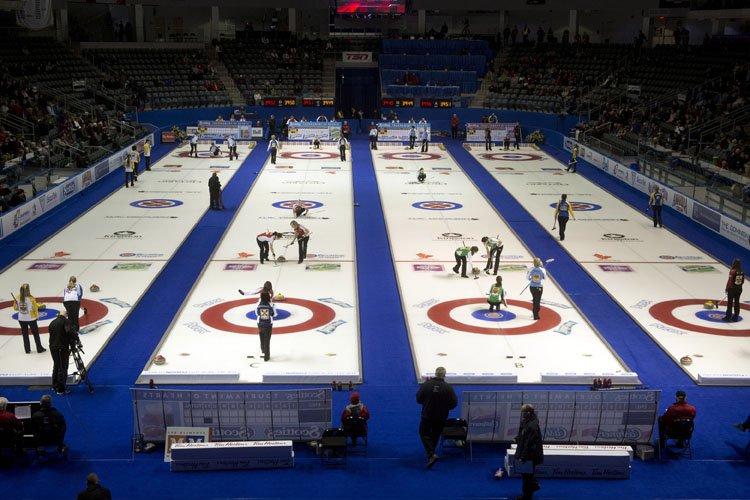 L'édition 2014 du Tournoi des coeurs sera disputée à Montréal. (Photo: PC)