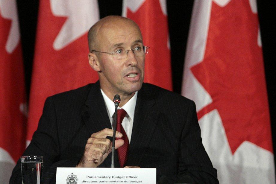 Le directeur parlementaire du budget, Kevin Page.... (Photo: archives Reuters)