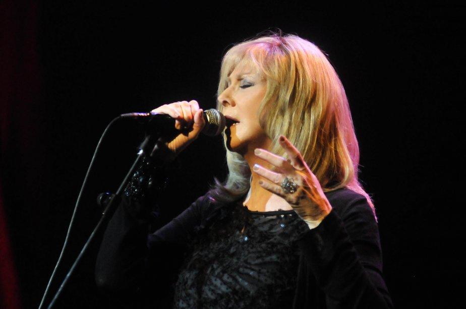 Renée Martela donné une performance à la hauteur... (Photo: Émilie O'Connor, archives)