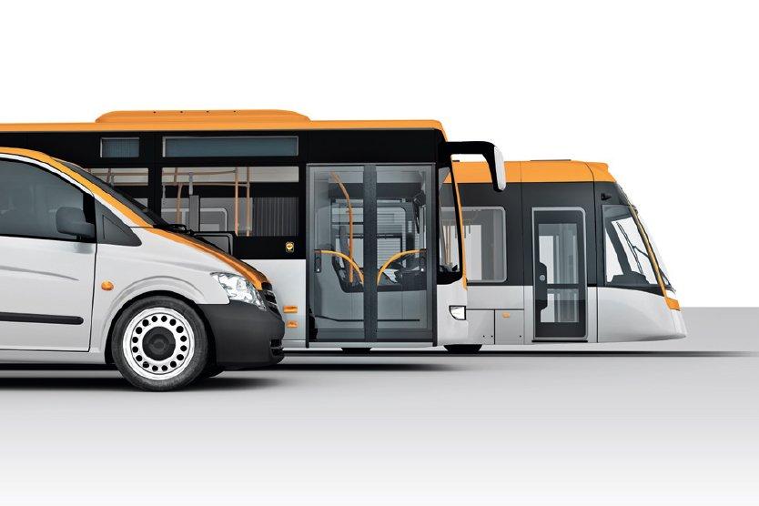 La technologie Primove utilise le principe de transmission... (Photo fournie par Bombardier)