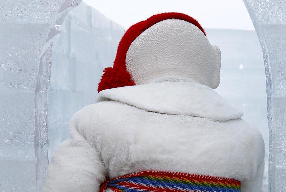 Soirée de clôture du 59e Carnaval de Québec (17 février)... | 2013-02-18 00:00:00.000