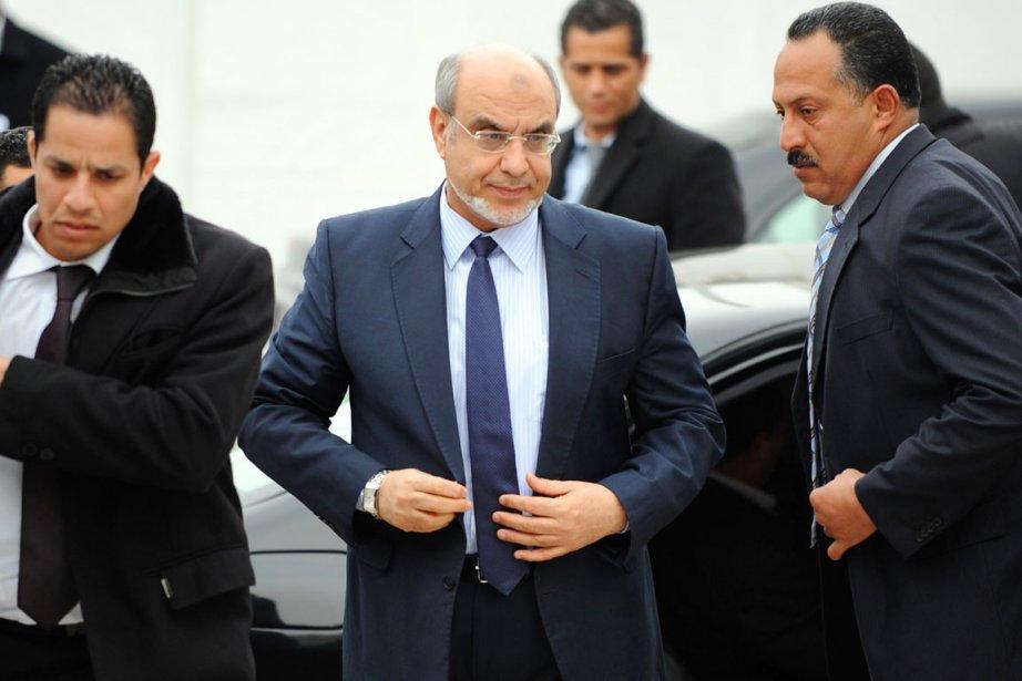 L'initiative du premier ministre tunisien Hamadi jebali (au... (PHOTO FETHI BELAID, AFP)