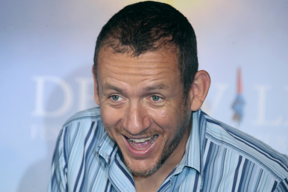 Dany Boon... (Photo: archives AFP)