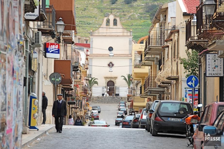 Le village deCattolica Eraclea en Italie.... (Photo archives La Presse)