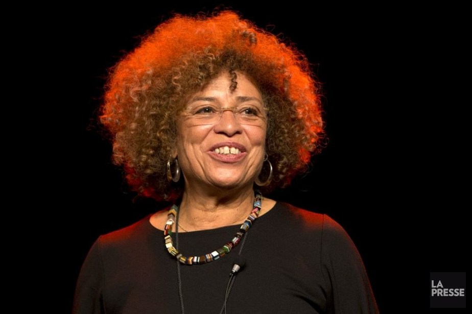 Angela Davis... (PHOTO d'archives ROBERT SKINNER, LA PRESSE)