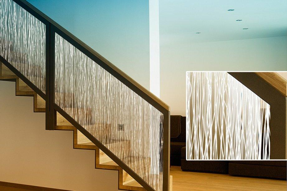 du verre partout marie france l ger d coration. Black Bedroom Furniture Sets. Home Design Ideas