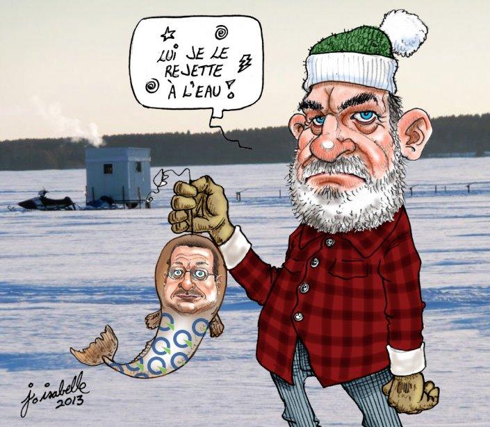 Caricature du 19 février | 19 février 2013