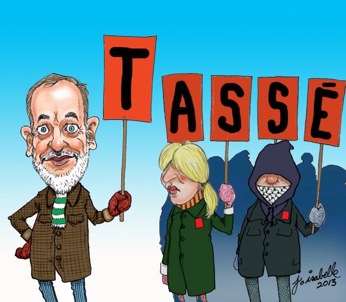 Caricature du 16 février | 19 février 2013