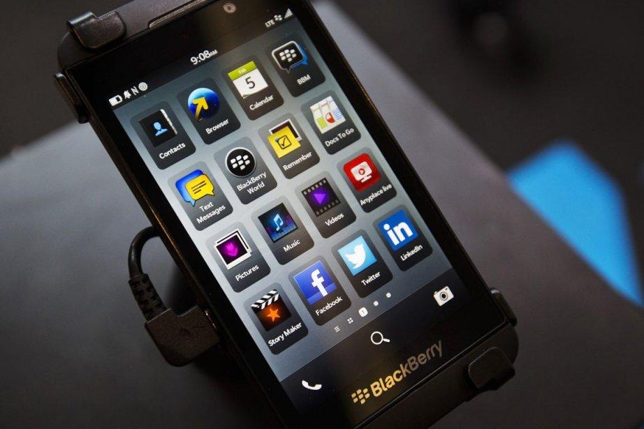 La liste théorique des acquéreurs de BlackBerry est... (PHOTO REUTERS)