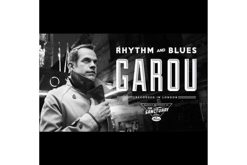 Rhythm and Blues de Garou...
