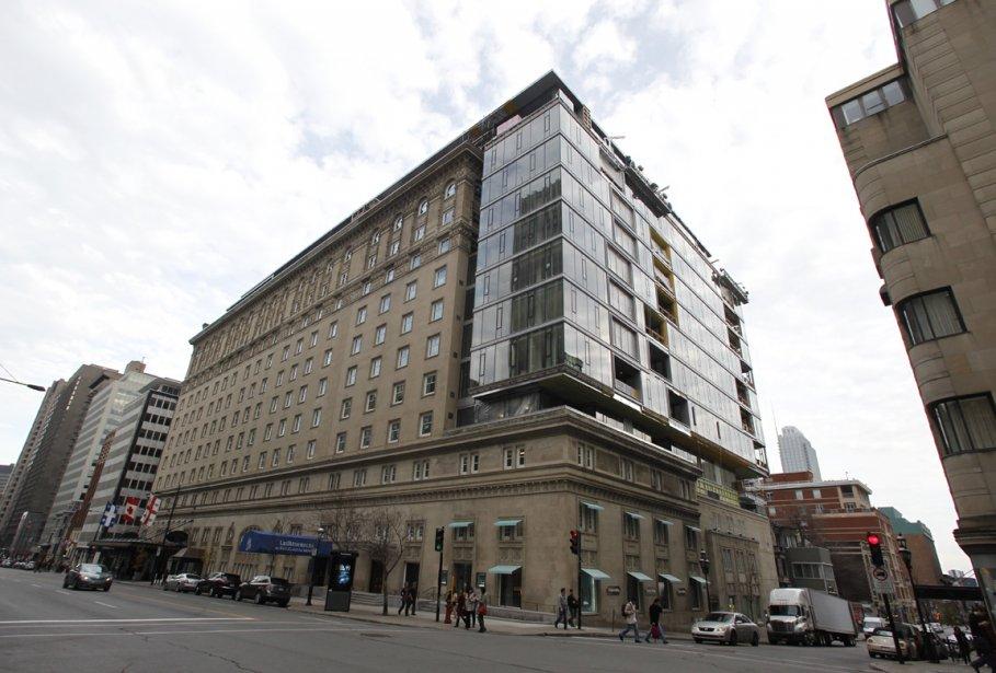 Quarante-cinq luxueuses résidences se greffent au Ritz-Carlton Montréal, rue Sherbrooke. | 19 février 2013
