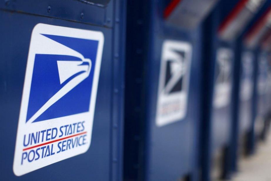 La Poste américaine a vu son activité nettement... (Photo Mike Blake, Reuters)