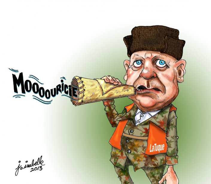 Caricature du 20 février. | 20 février 2013