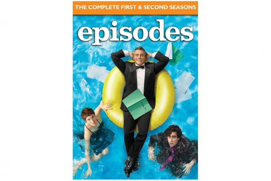 La deuxième saison d'Episodes (neuf épisodes en anglais avec sous-titres...