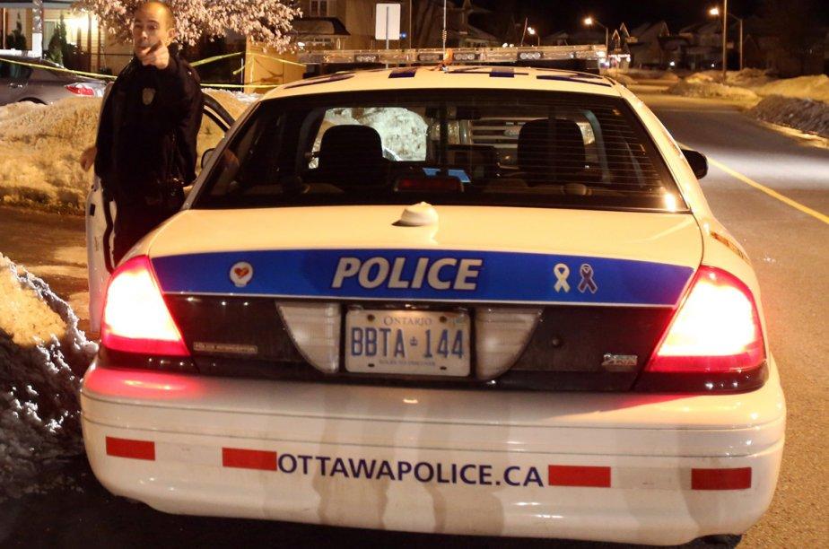 La police d'Ottawa a ouvert une enquête... (Photo archives La Presse Canadienne)