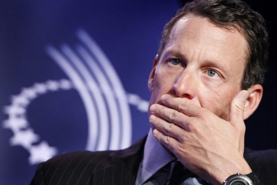Lance Armstrong a laissé entendre qu'il pourrait collaborer... (Photo Mark Lennihan, Associated Press)