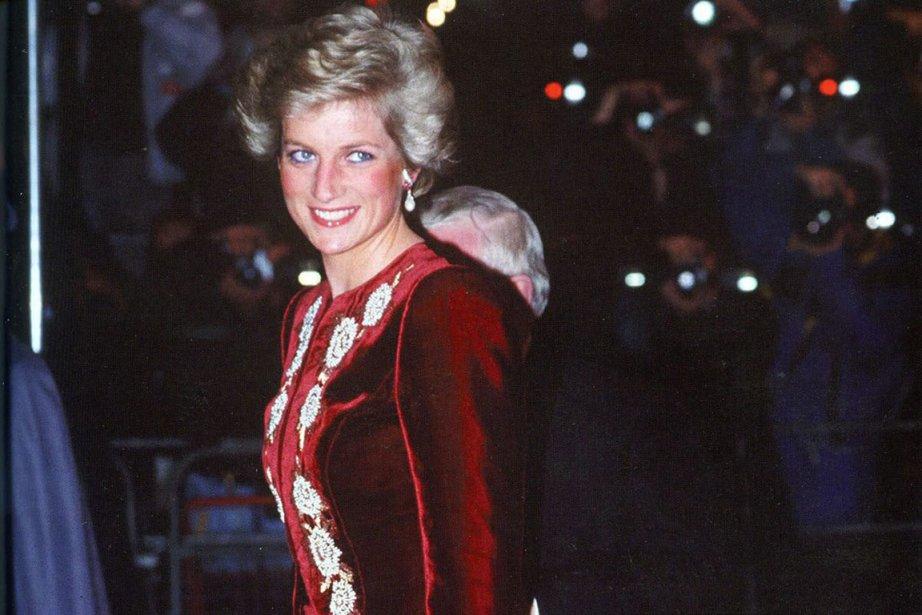 Lady Diana en 1990.... (Photo archives La Presse Canadienne)
