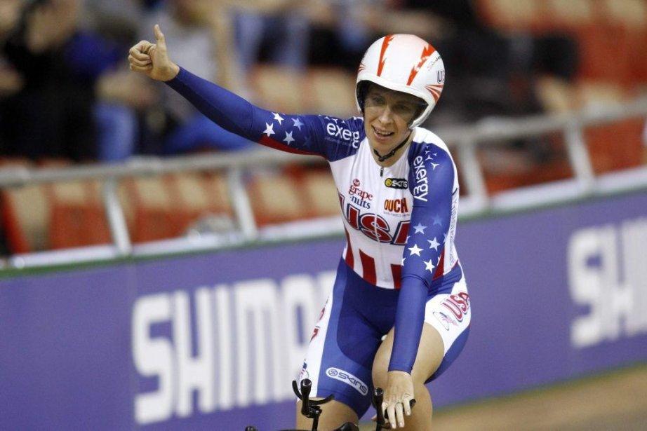 Sarah Hammer... (Photo Vasily Fedosenko, Reuters)