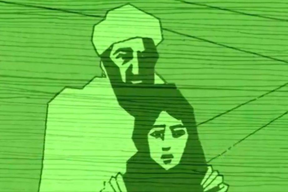 Oussama ben Laden se cache derrière une de... (IMAGE TIRÉE DU FILM J'AI TUÉ OUSSAMA BEN LADEN)