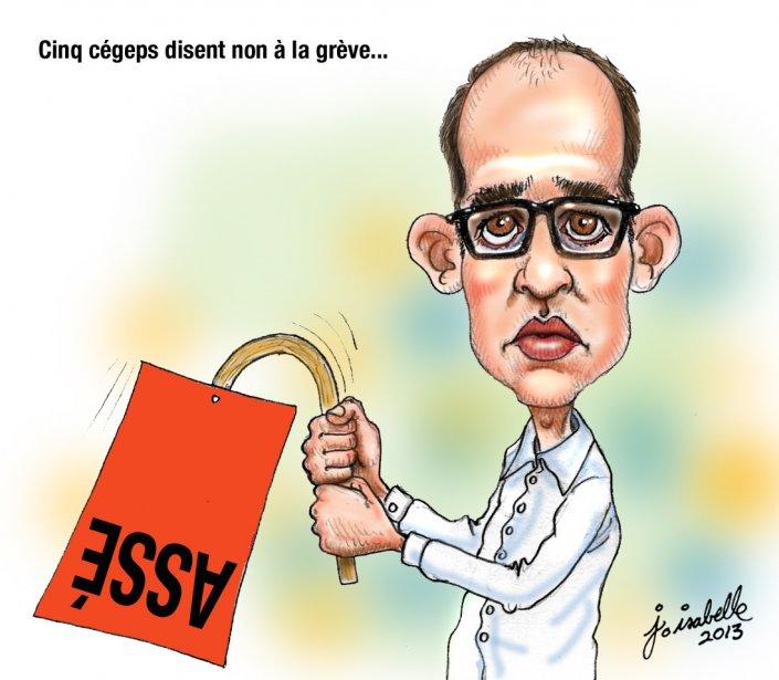 Caricature du 21 février | 21 février 2013