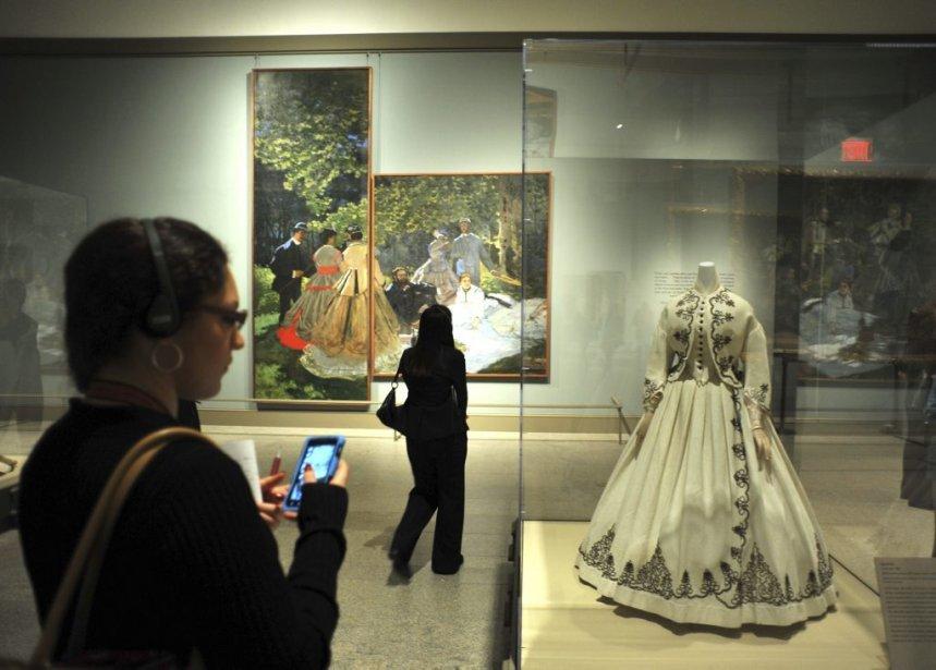 Après avoir séduit 500 000 visiteurs au musée d'Orsay à Paris,... (Photo AFP)
