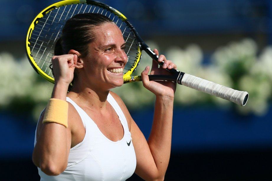 Roberta Vinci... (Photo Marwan Naamani, Archives AFP)