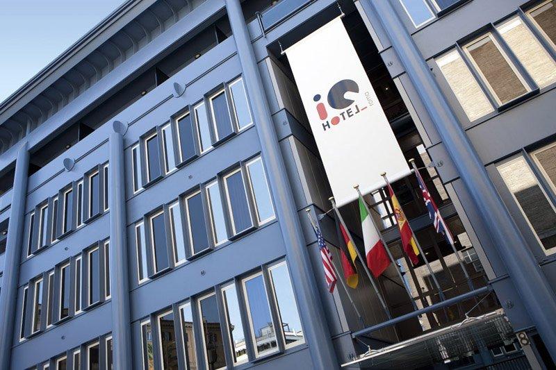 L'hôtel IQ Roma est confortable et moderne.... (Photo fournie par l'hôtel IQ Roma.)