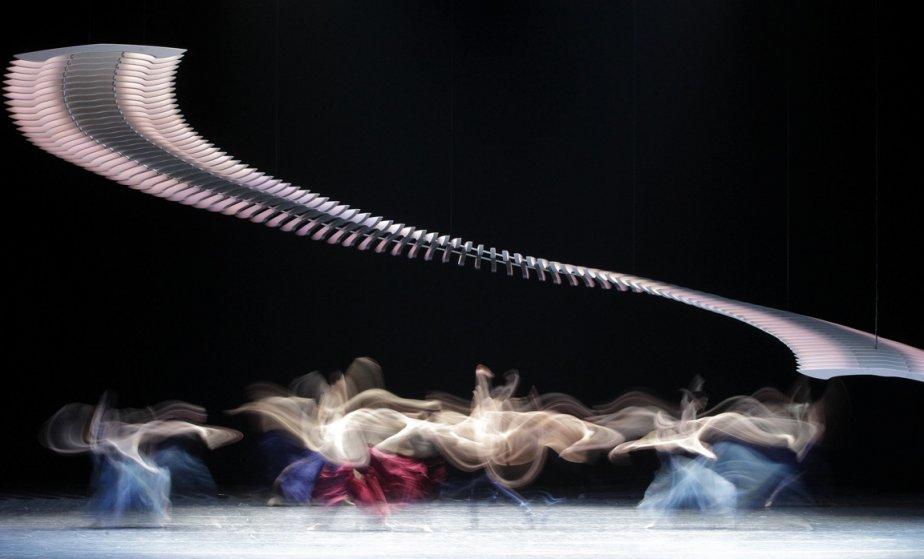 Ballet de l'opéra de Vienne. | 21 février 2013