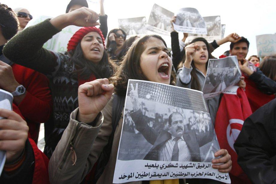Ennahda a été montré du doigt et son... (PHOTO ANIS MILI, ARCHIVES REUTERS)