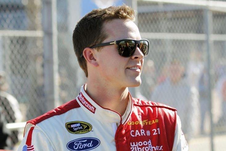 Trevor Bayne... (PHOTO TERRY RENNA, AP)