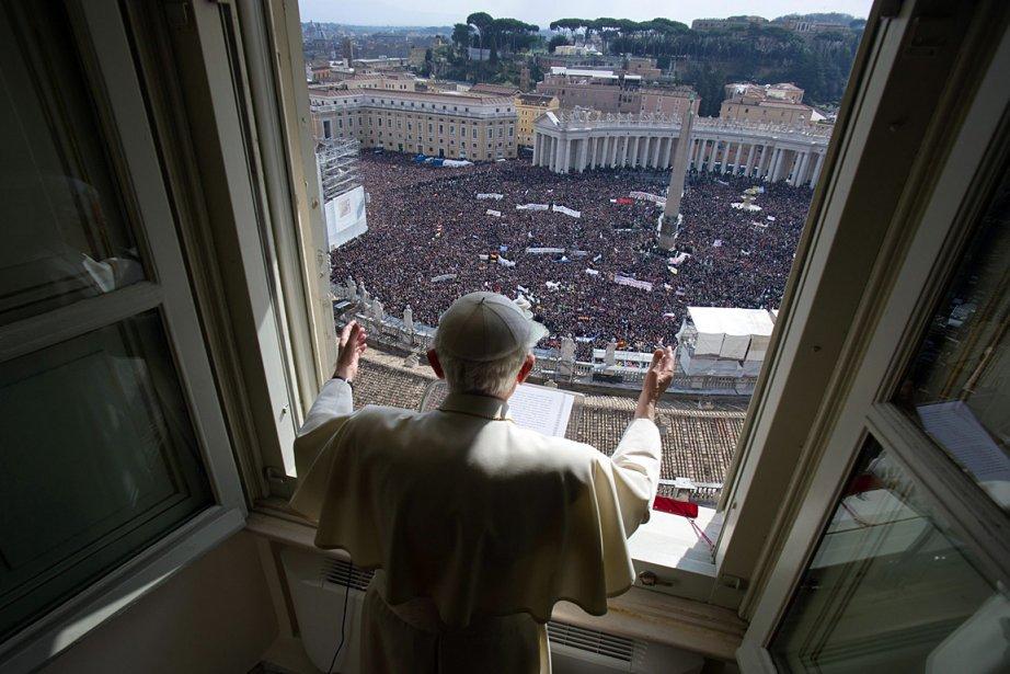 """«Le Seigneur m'a appelé à """"monter sur la... (Photo: AP)"""