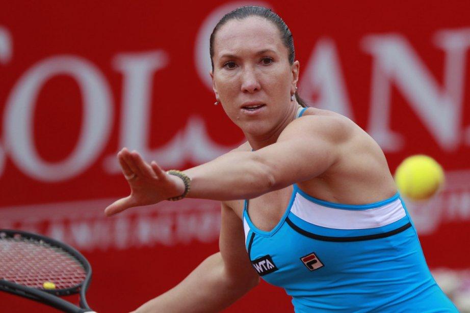 Jelena Jankovic... (Photo : John Vizcaino, Reuters)