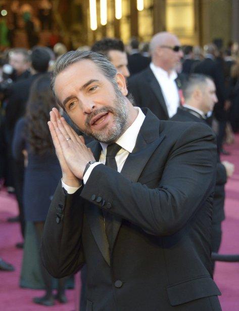 L'acteur français Jean Dujardin | 24 février 2013