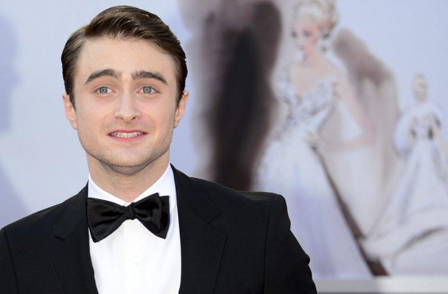 L'acteur Daniel Radcliffe | 24 février 2013