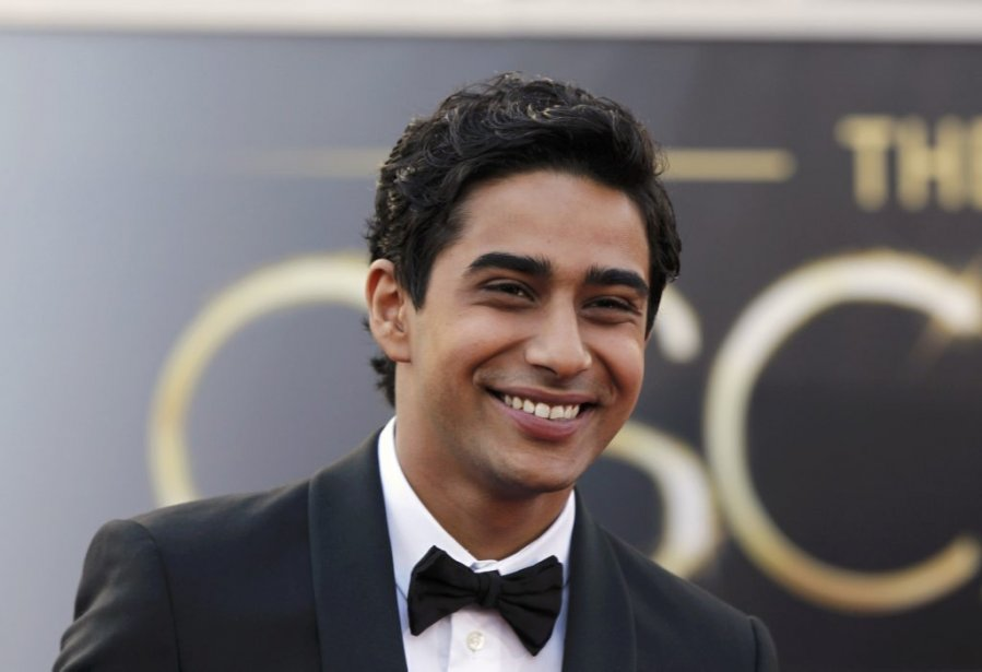 L'acteur de «L'odyssée de Pi» Suraj Sharma | 24 février 2013