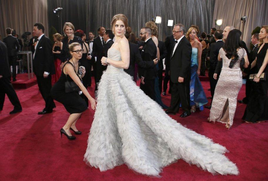 Amy Adams, actrice de soutien dans «The Master» | 24 février 2013