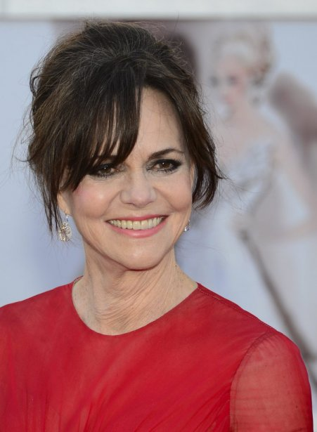 L'actrice Sally Field | 24 février 2013