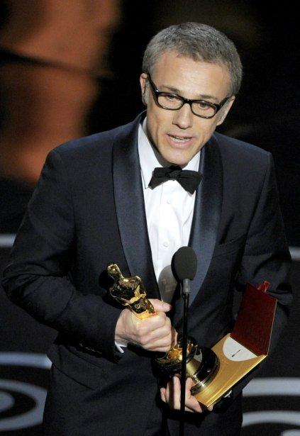 Christoph Waltz, meilleur acteur de soutien dans «Django Unchained» | 24 février 2013