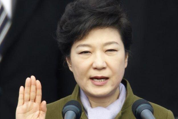 Park Geun-Hye... (Photo Reuters)
