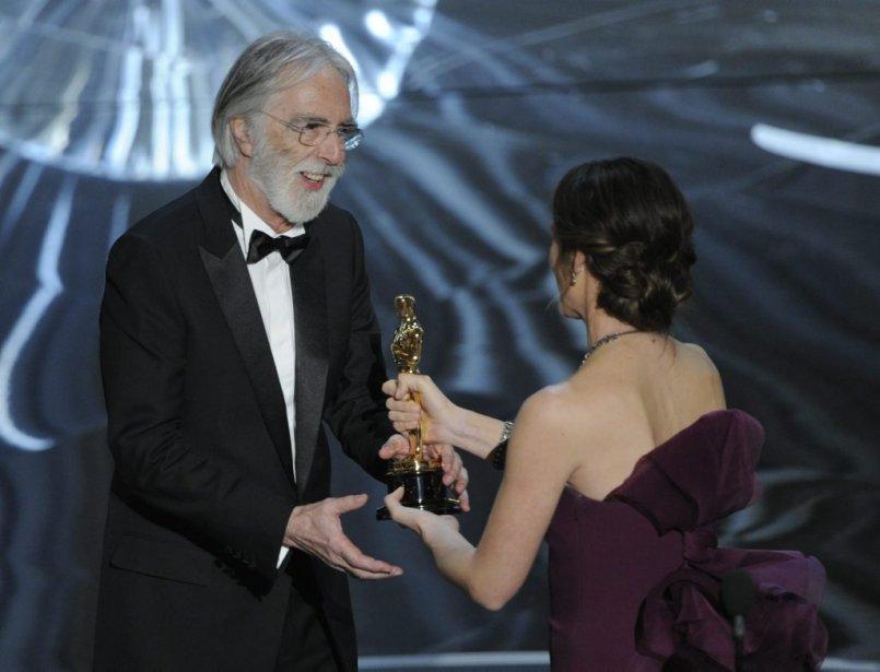 «Amour», de l'Autrichien Michael Haneke, a raflé l'Oscar du meilleur film étranger | 24 février 2013
