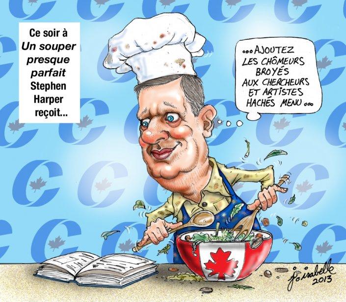 Caricature du 23 février | 25 février 2013