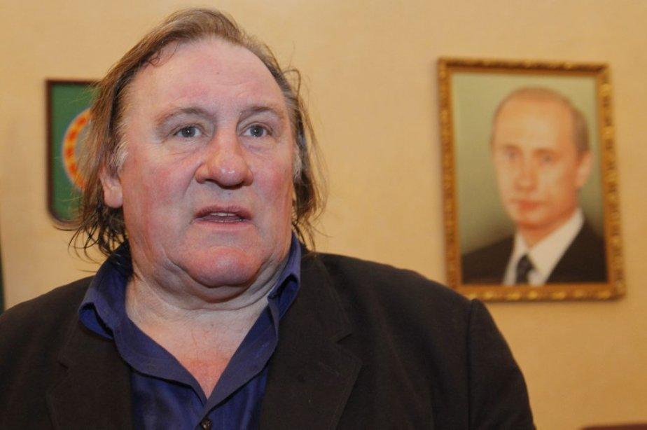 Gérard Depardieu... (Photo: AP)