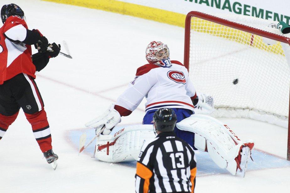 Victoire des Senateurs 2-1 en tir de barrage contre le Canadien | 25 février 2013