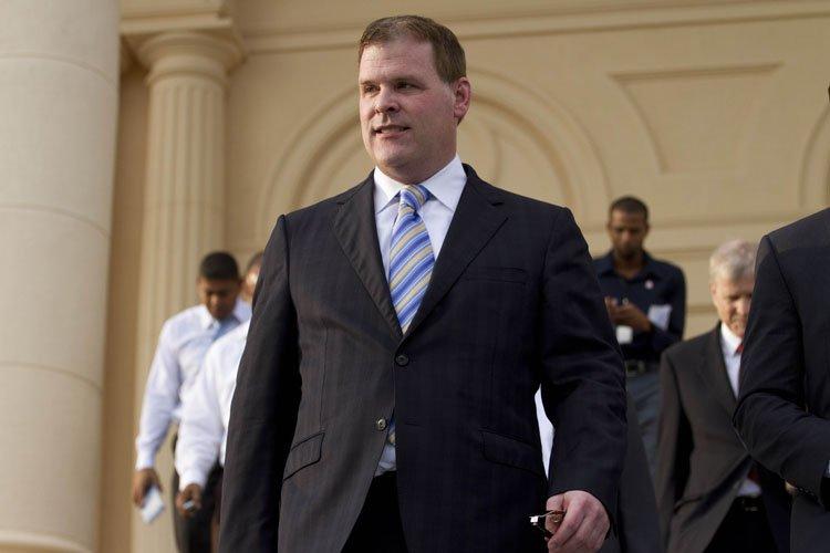 Le ministre des Affaires étrangères, John Baird, a... (Photo: AFP)