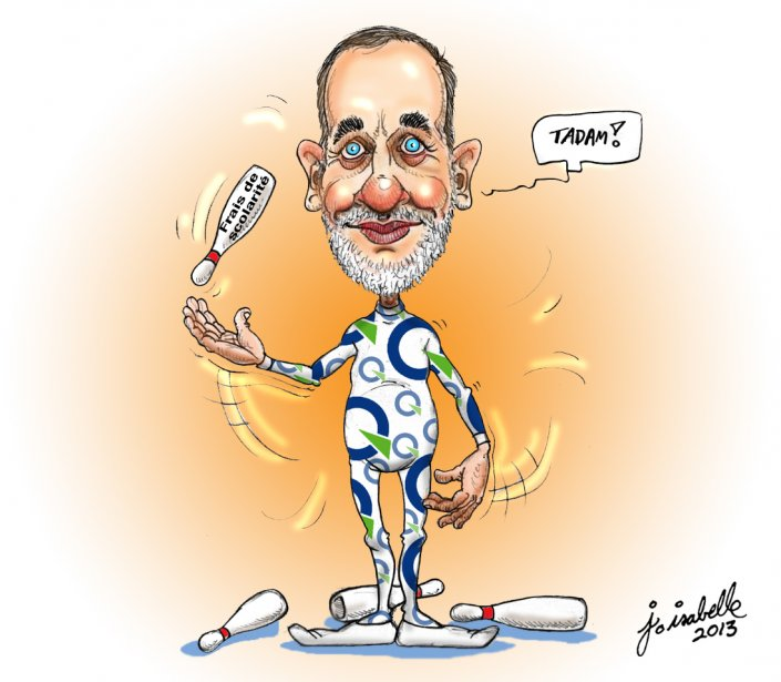 Caricature du 26 février | 26 février 2013